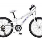 """Велосипед GT Laguna 20"""" (2014) белый фото"""