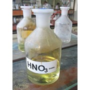Кислота азотная не концентрированная 46% в моногидрате фото