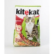 Корм для кошек KITEKAT Мясной пир, 1,9кг фото