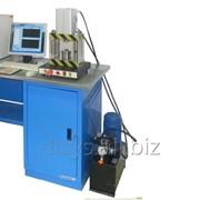 Пресс учебный Обработка металлов давлением (ОМД) фото