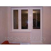 Дверь балконная 1800*600 фото
