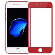Защитное стекло Nillkin для Apple iPhone 7 Plus 3D AP+ PRO (Красное) фото