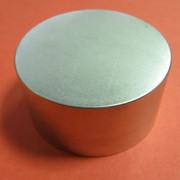 Неодимовый магнит 60х30 N42 фото