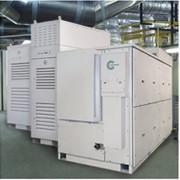 Микротурбина Capstone Turbine Corporation фото