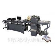 Машина для выборочного и сплошного УФ-лакирования Autobond SPOT UV фото