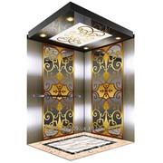 Кабіни для ліфтів різної комплектації фото