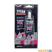 Клей монтажный TYTAN CLASSIC FIX прозр.100 мл фото