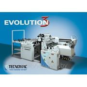 Автоматический ламинатор Tecnomac EVOLUTION 105 (Италия) фото