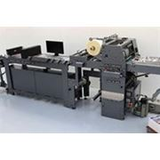 Машина для выборочного и сплошного УФ-лакирования AUTOBOND UV фото