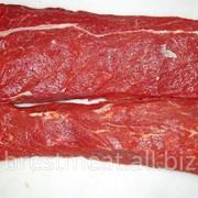 Длиннейшая мышца говяжья замороженная фото