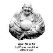 Скульптура Китаец Арт. №013 фото