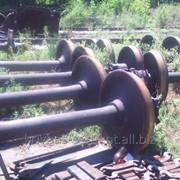 Колесные пары. фото