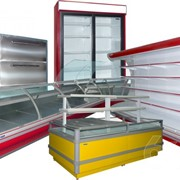 Ремонт морозильных витрин для мороженного фото