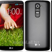 Дисплей LCD LG D802 Optimus G2/D805+touchscreen, white with frame high copy, 20 pin фото