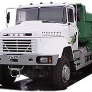 Автомобиль грузовой самосвал КРАЗ 65032. фото