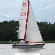 Яхта парусная фото