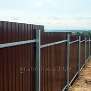 Каркас ограждений Grand Line® Эконом (без сварки) фото