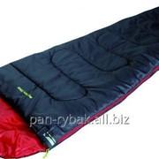 Спальный мешок High Peak Action 250 / +4°C (Left) Black/red фото