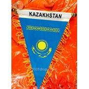 Вымпел Казахстан фото