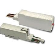 Комбинированная защита по напряжению 5-ти точечная в виде штекера на 1 пару фото