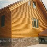Дома деревянные производство Россия фото