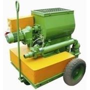 Штукатурный агрегат СО-180 — АРЕНДА фото