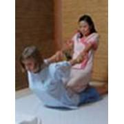 Традиционный тайский массаж тела фото