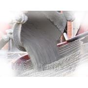 Товарный бетон П3 с противоморозной добавкой t-15ºC