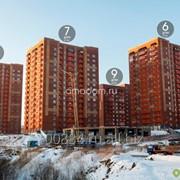 2комн. долевое(новостройка) жк.Снегири-7(Красноярск) фото