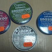 Краска для грима Classic Snazaroo 18мл Оранжевый 1118553 фото
