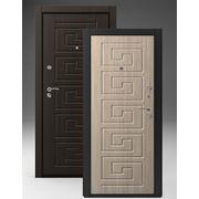 Дверь стальная теплая Лабиринт DM-3 фото