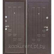 Входная металлическая дверь Йошкар МДФ/МДФ фото