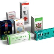 Этикетки для фармацевтики фото