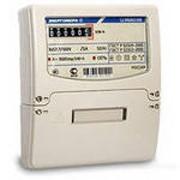 Трехфазный счетчик ЦЭ 6803ВМ 1Т 220В 5-50А М7Р32 фото