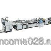 Машина для производства бумажных пакетов ZB1200C-430 фото