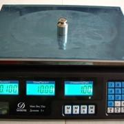 Торговые весы Beka до 35 кг. фото