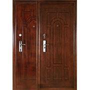 Входная стальная дверь Ясин К 05А Комби фото