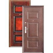 Стальная дверь эконом К 531 фото