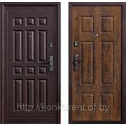 Входная металлическая дверь Форпост В1 фото