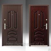 Стальная дверь Легион МТ 33М (теплая) фото