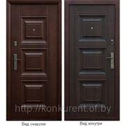 Входная металлическая дверь Форпост А32 фото