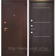 Металлическая дверь Montе Bello M 082D (полимер/мдф) фото
