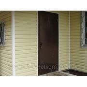 Дверь металлическая, противовзломная фото