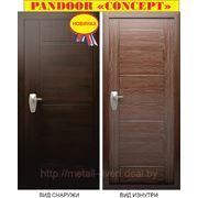 """Входная дверь металлическая""""Pandoor"""",модель-Concept фото"""