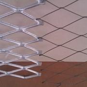 Просечно-вытяжная сетка повышенной прочности с ячейкой 60х125 из листа 3-4мм фото