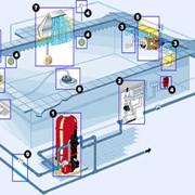 Система отопления Проектирование систем отопления заказать Киев Украина  Проектирование систем отопления в Украине фото