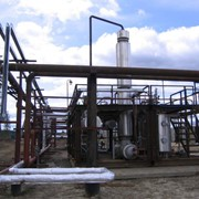 Модуль газоподготовки фото