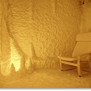 Строительство соляных комнат в Украине, в России, в СНГ и дальнем зарубежье фото