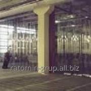 Гибкие завесы, гибкие ворота, промышленные шторы, шторы для автомойки фото