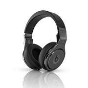 Pro Beats by Dr. Dre наушники полноразмерные проводные, Hi-Fi, Mic., оголовье, Чёрный Матовый фото